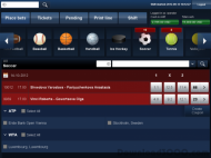Bookmaker Software by BOOKIE Software screenshot